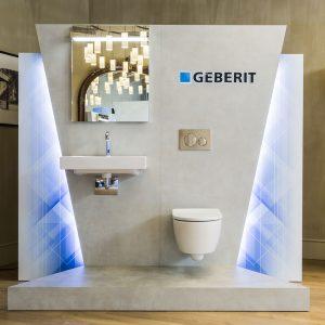Geberit estará presente en la feria Rehabitar de Madrid