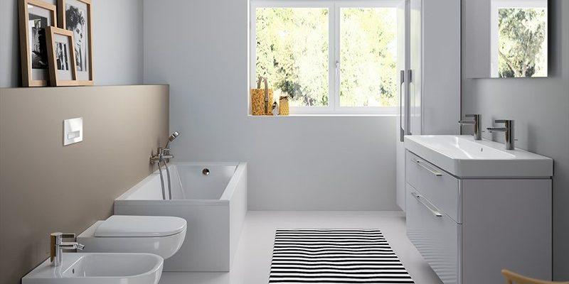 Geberit Smyle: la mejor opción para un baño armónico y atemporal