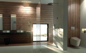 Geberit AquaClean Sela: Una nueva dimensión de higiene para un baño mejor