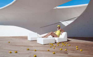 356 the outdoor furniture collection