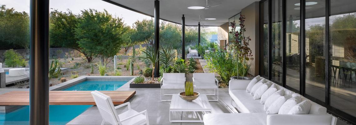 FLAT, mobiliario versátil para terrazas muy diferentes