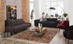 10 sofás de diseño que reinarán en tu salón