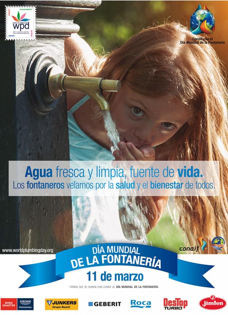 Geberit celebra el Día Mundial de la Fontanería