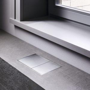 Los baños pequeños ganan espacio y diseño con las Soluciones Geberit Omega
