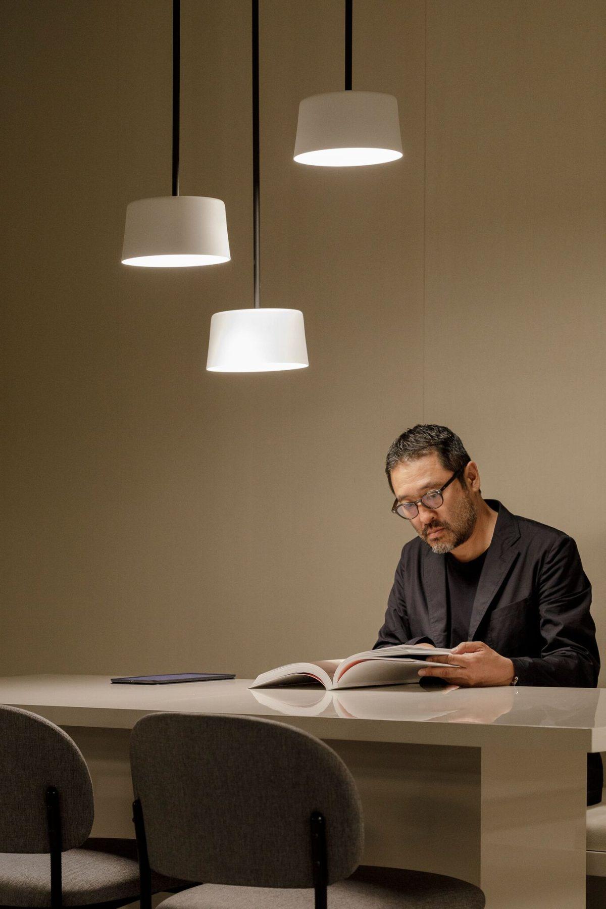 Ichiro Iwasaki Portrait