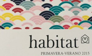 Nueva colección primavera-verano 2015 de Habitat