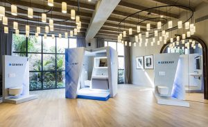 Geberit sorprende con su nueva gama de porcelana sanitaria en dos presentaciones en Madrid y Barcelona