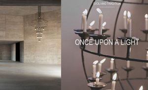 Evolving Tradition: WireFlow Chandelier XL